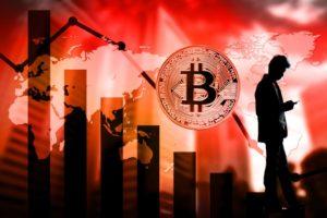 仮想通貨のチャートは激動