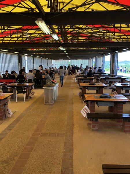 神戸ワイナリー(農業公園)バーベキュー場2