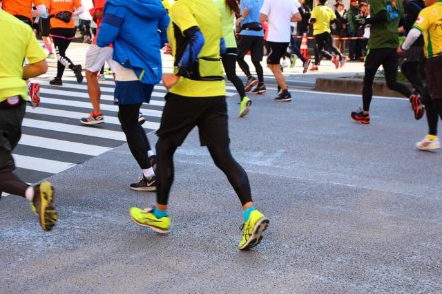 私のマラソン歴